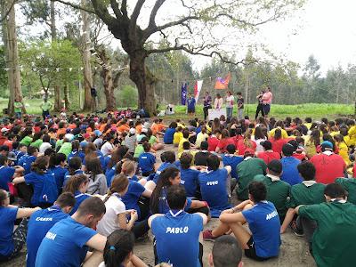 Colaboración de Scouts Católicos de Cantabria MSC