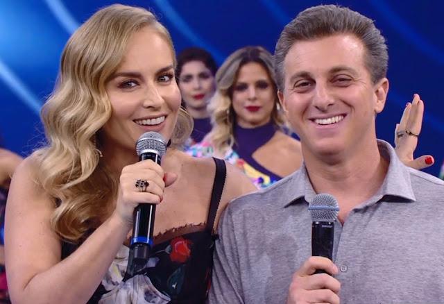 """Globo nega ter feito campanha para Luciano Huck no """"Domingão do Faustão"""""""