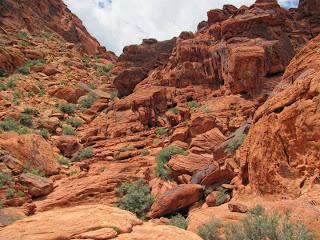 Ls Vegas Hiking. Las Vegas Rock Climbing, Las Vegas Waterfalls