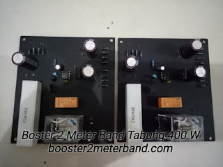 Switching Boster 2 Meter Band Tabung