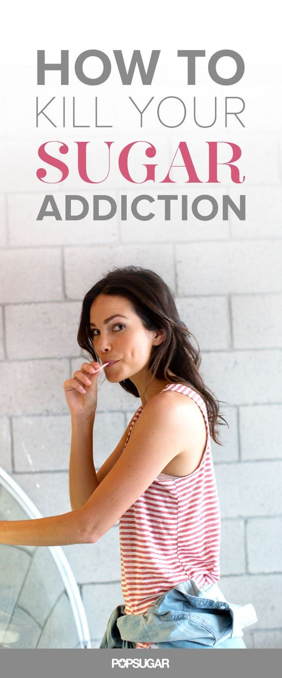 How to Kill Your Sugar Addiction Before It Kills You