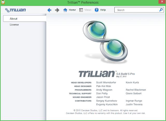 Trillian Pro 6 crack