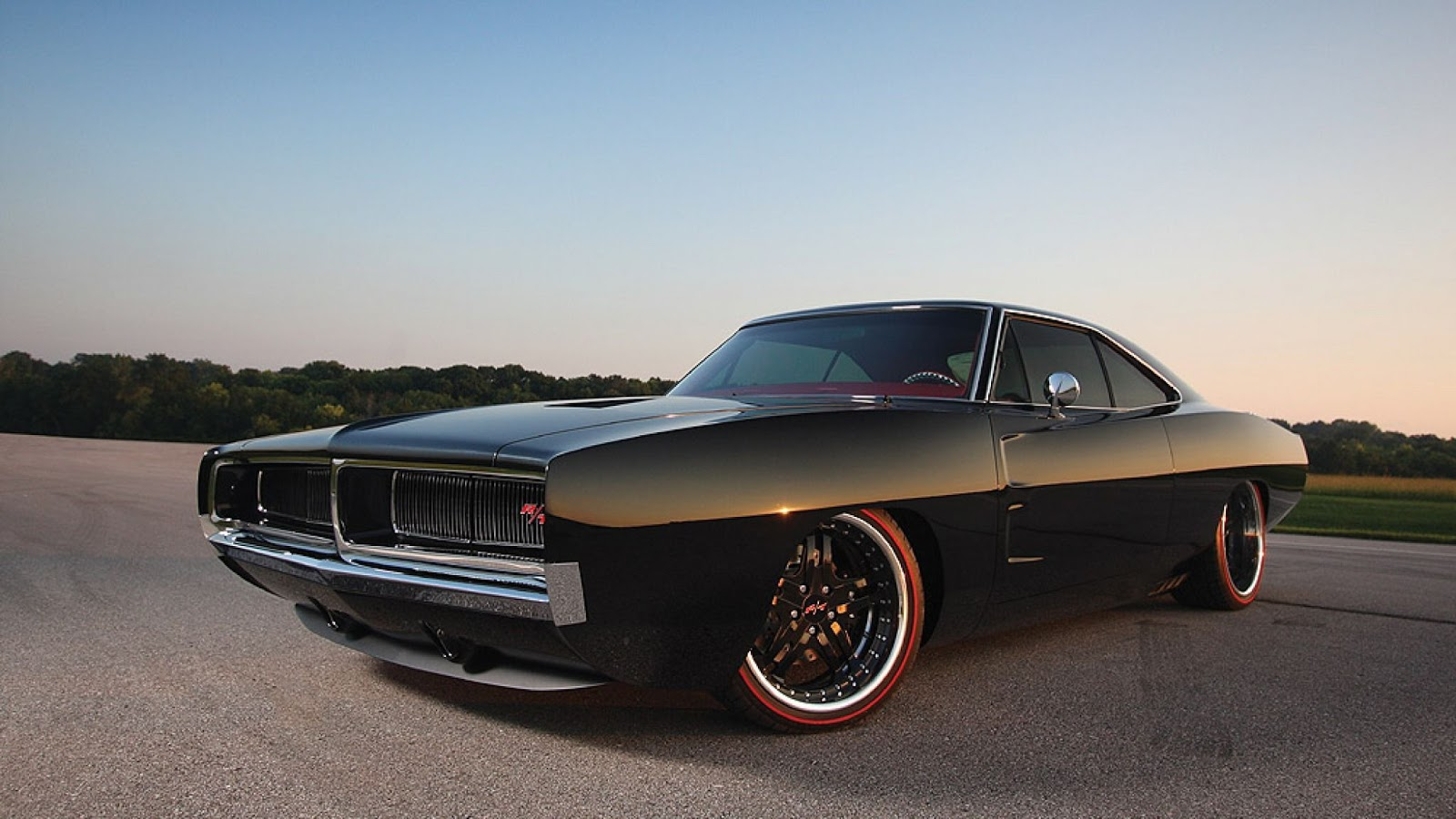 Mobil dodge charger 1970