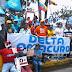 Opositores afinan detalles para marchar a Caracas este sábado. Delta Amacuro.