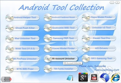 Android Tool Collection 2017 Free Download
