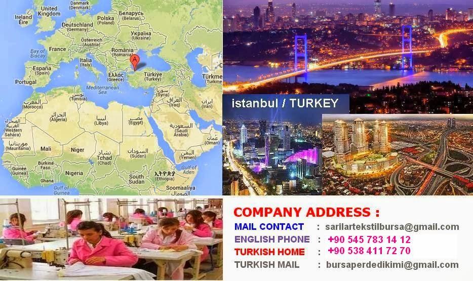 TeXTiLe Manufacturer: Turkish Textile Firms And Turkish
