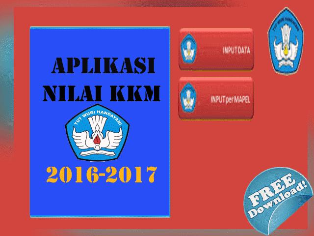 Aplikasi KKM Kelas 1,2,3,4,5,6 plus Mapel PAI dan PJOK