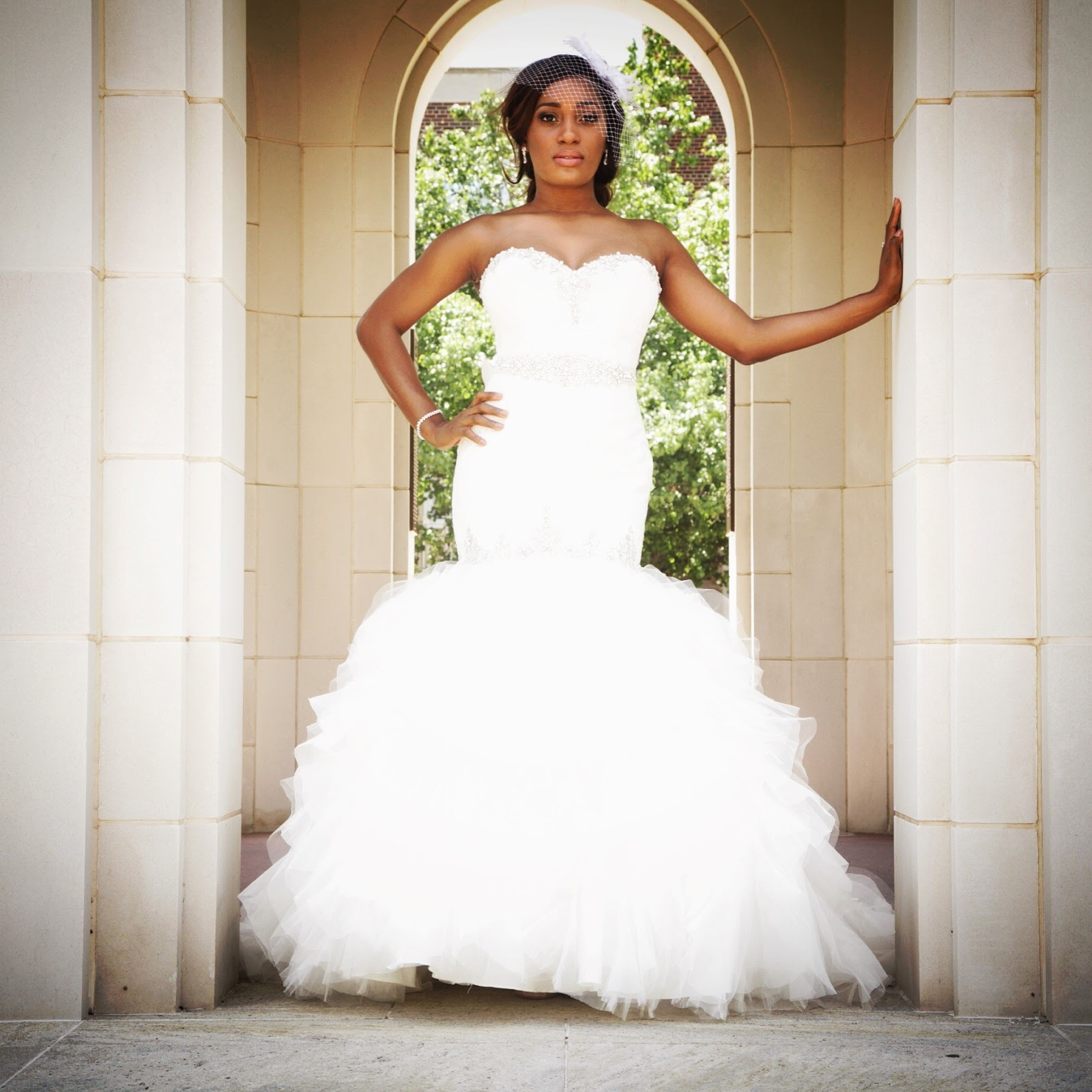 Fly Me To The Moon: Real Wedding: LuLu's Bride Is Stunning