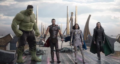 O grupo de Thor