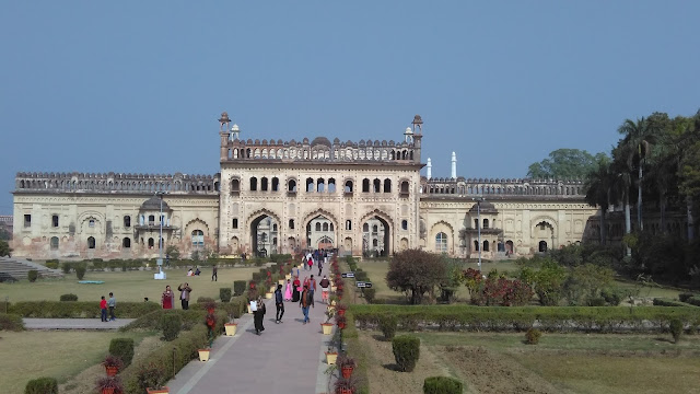 a view from imambara