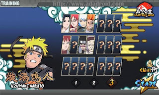 Download Naruto Senki the Last Fixed by Shoudikun Apk