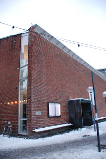detail of corner, Lunds konsthall, Lund - Klas Anshelm