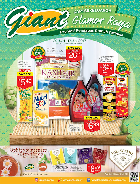 Giant Malaysia Catalogue Discount Offer Price