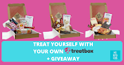 Treat Yourself With Your Own Treatbox + Giveaway (REVIEW)