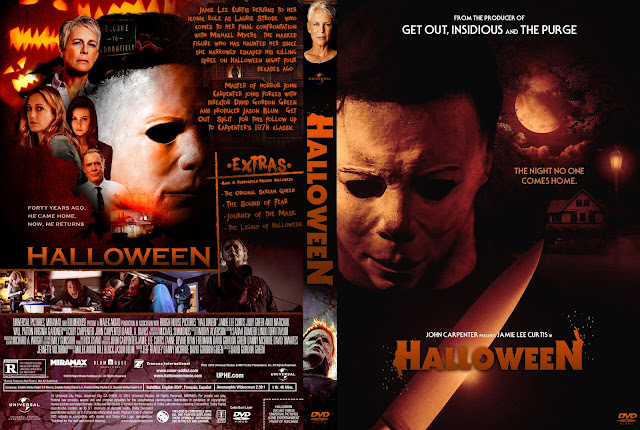 Halloween DVD Cover