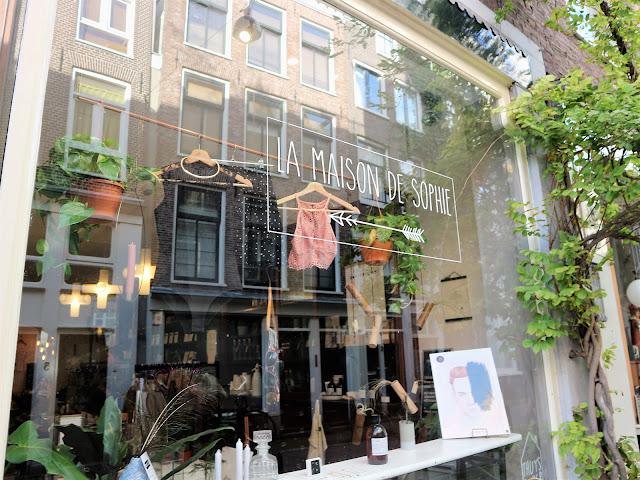 La maison de Sophie / Atelier rue verte /