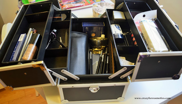 Professional makeup artist Kit bag Kryolan