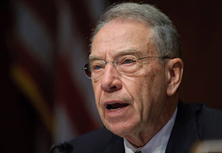 Senate Judiciary Committee Chairman Chuck Grassley
