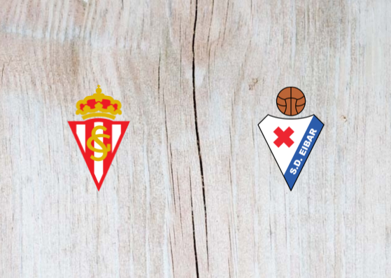 Sporting Gijon vs Eibar - Highlights 01 November 2018