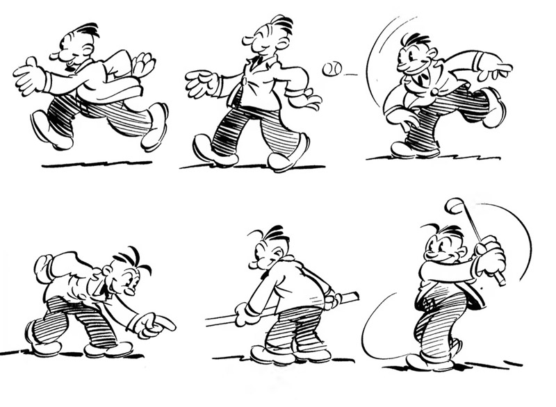 Gurney Journey: Cartoon Tips from the 1930s