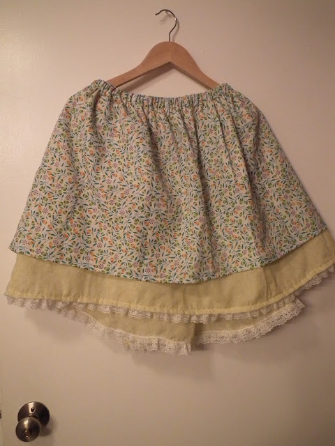 Grownup Birthday Skirts