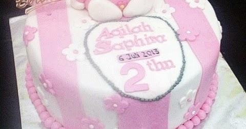 Luch Luch Cake Kue Tart Hello Kitty Daerah Surabaya