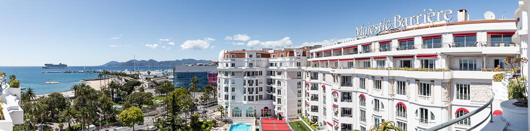 Hôtel Barrière Cannes