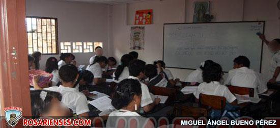 'Narcoloncheras' dentro de los colegios   Rosarienses, Villa del Rosario