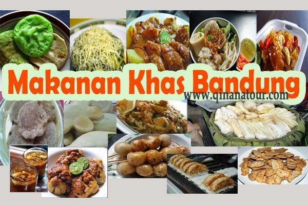 Paket Wisata Bandung Qinanatour Wisata Kuliner Kota Bandung