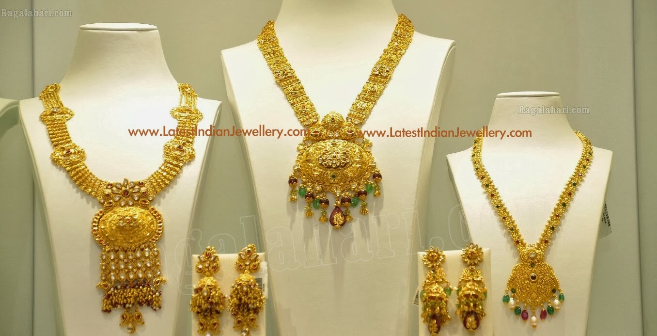 Indian Gold Bridal Jewellery Designs