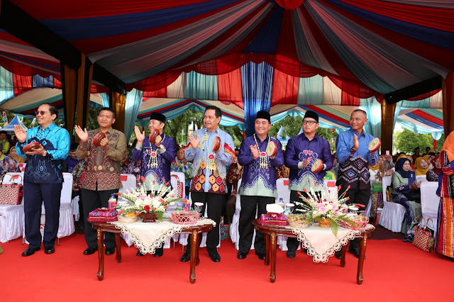 Suasana Religius di Hari Jadi Ke 68 HSS Buat Wagub Kalsel Terkesan