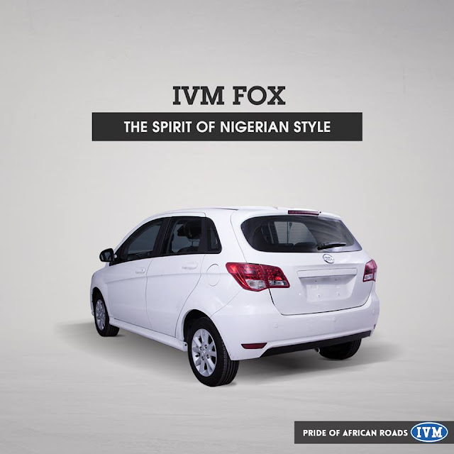 Innoson Motors introduce new model called IVM FOX