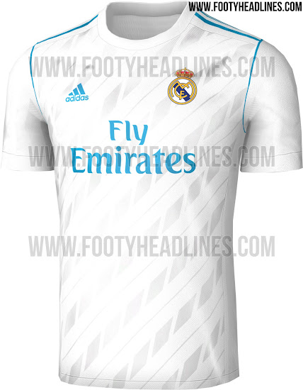 dc9fa396169e9 Camisetas Madrid 17-18