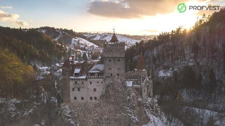 Румыния, Трансильвания: замок Дракулы и городские легенды о нем