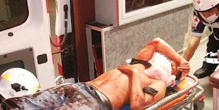 Muy grave el joven baleado en su casa en Córdoba
