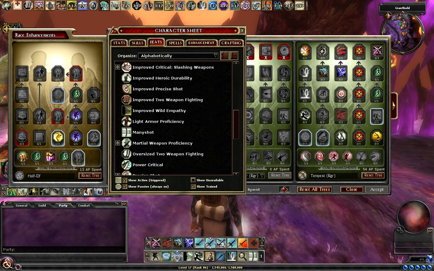 By Photo Congress || Ddo Completionist Builds