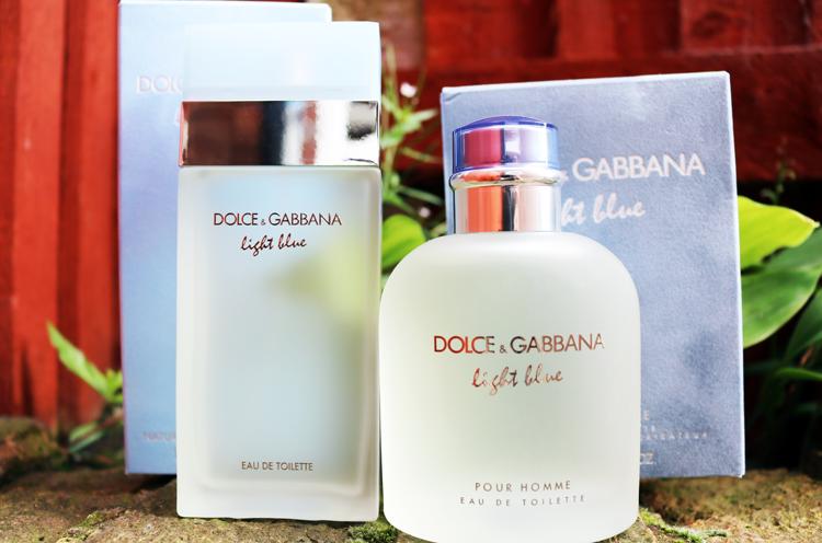 Dolce & Gabbana Light Blue Pour Femme & Pour Homme Eau De Toilette