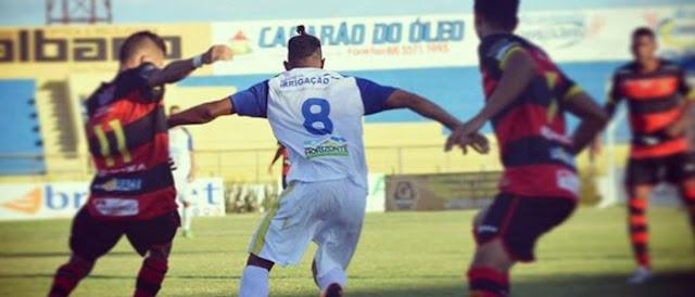 Neste Sábado (22) o Horizonte busca a virada e o TRI da Taça Fares Lopes.