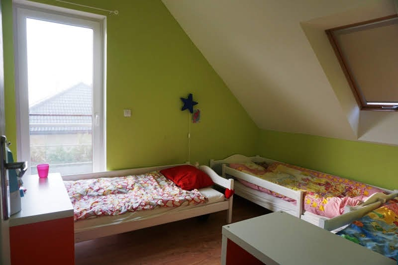 jeden pokój dla trójki dzieci