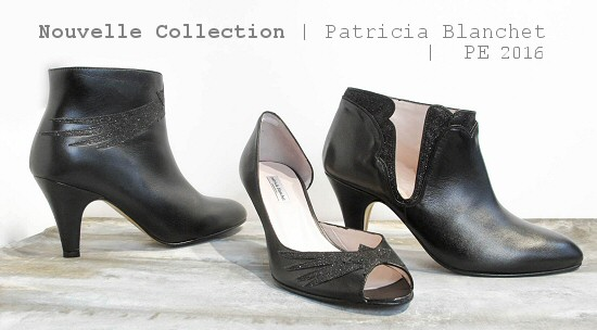 Patricia Blanchet chaussures noires