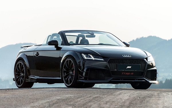 Audi TT RS Roadster de ABT