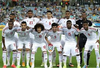 """"""" الأبيض """" الإماراتي يستضيف منتخب بوليفيا في مباراة ودية اليوم الجمعة 16-11-2018 إستعدادا لنهائيات كأس آسيا في الإمارات 2019"""