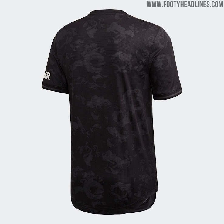 premium selection e9622 9623b Manchester United 19-20 Third Kit Released - Footy Headlines