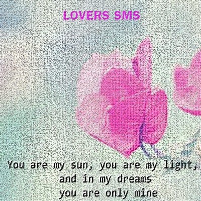 Lovers Sms Message Love Text