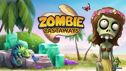 Zombie Castaways 3.7.1 Unlimited Money