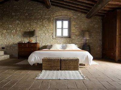 Estos dormitorios r sticos son como estar en una caba a for Decoracion de alcobas modernas