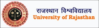 University of Rajasthan Result 2020