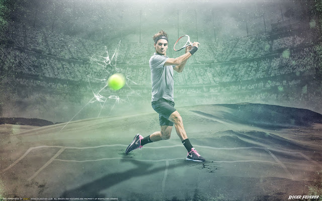 Shorts- Roger Federer, Does Age even matter ?