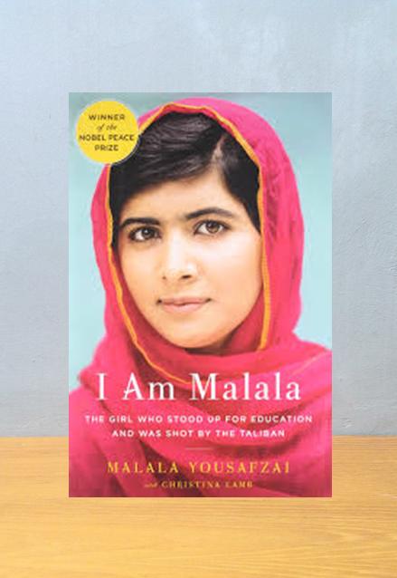 I AM MALALA, Malala Yousafzai & Christina Lamb