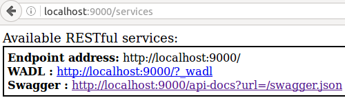 Musings about web services swaggerui in cxf or what childs play of course some users do and will continue working with xml based services and wadl is the best language available around to describe such services malvernweather Choice Image